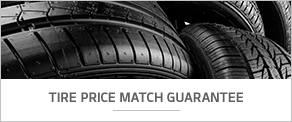 Kia Tire Price Match Guarantee